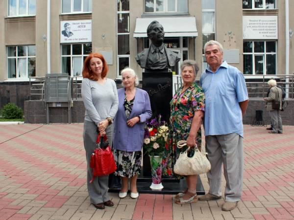 130 лет со дня рождения поэта Николая Асеева