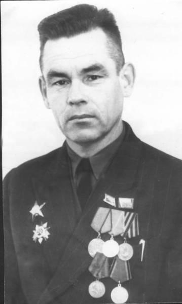 Мазуров Михаил Максимович