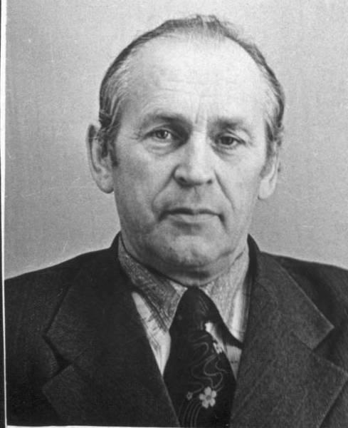 Шеховцов Алексей Егорович