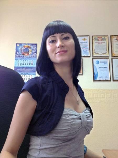 Юлия Троицкая