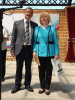 "Нина Трунова - луреат конкурса ""Листья дуба -2018"""