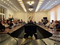 Встреча в Курском  государственном университете